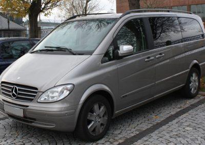 Микроавтобус Mersedes Viano