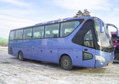 Автобус Yutong, 46 мест