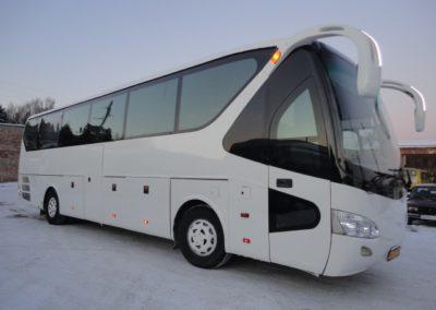 Автобус Yutong, 49 мест