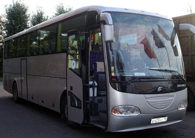 Автобус Yutong, 48 мест