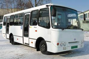 Автобус Богдан, 27 мест
