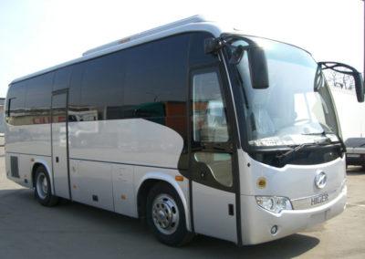 Автобус Хайгер, 28 мест