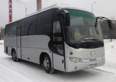 Автобус Higer, 35 мест