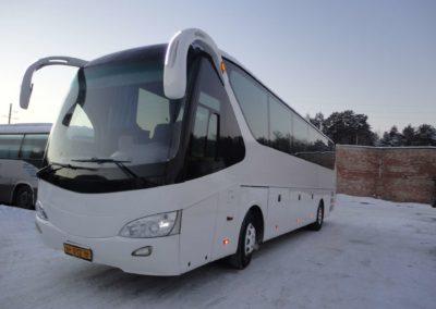Автобус Ютонг, 48 мест