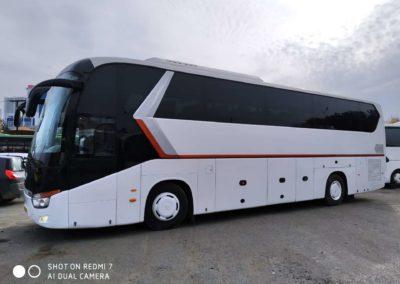 Автобус Кинг Лонг, 52 места
