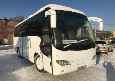 Автобус Хайгер, 36 мест