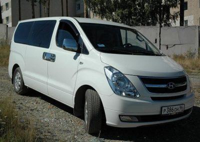 Микроавтобус  Hyundai